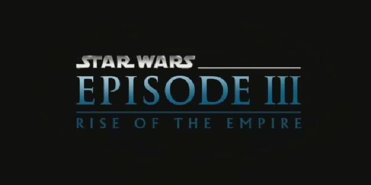 LEGO Star Wars Episode III : Rise of the Empire