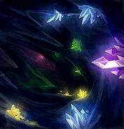 Saber crystal cave