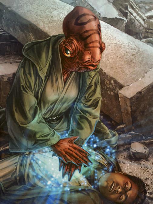 Aleann Cilghal (Jedi Renaissance)