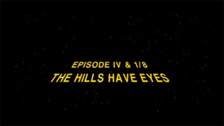 LEGO Star Wars: The Hills Have Eyes