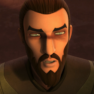 Kanan Jarrus - pretty fly for a blind guy
