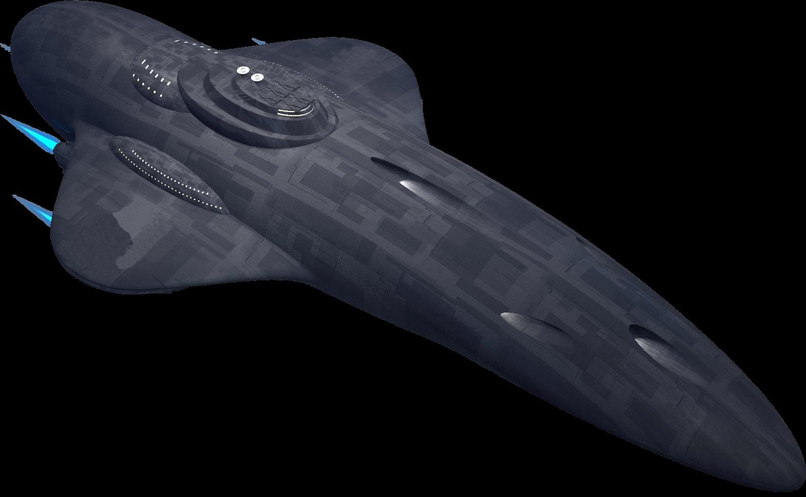 Confector-model Star Dreadnought