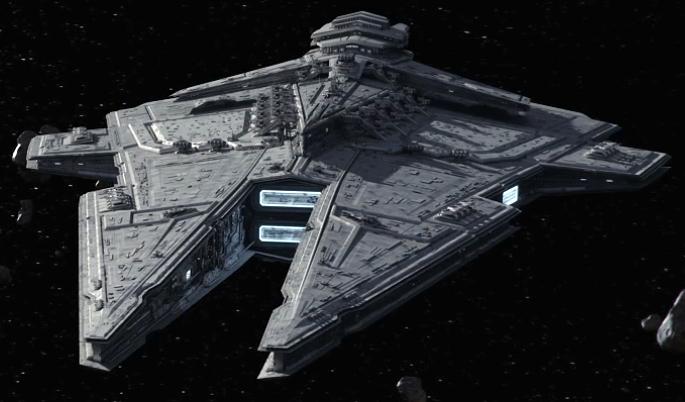 Revenger-class Star Dreadnought (DDs)