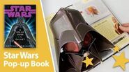 Star Wars A Pop-Up Guide to the Galaxy (Must see for fans!)