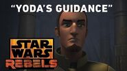 "Star Wars Rebels ""Yoda's Guidance"""