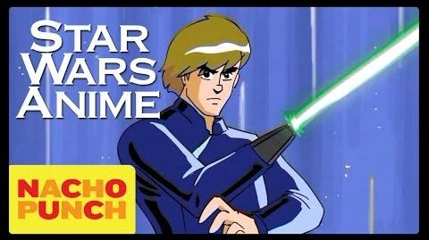 Star Wars: The Lost 1980's Anime