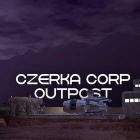 Czerka Corp Outpost