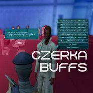 Czerka-Buffs