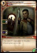 Reinforcements (card)