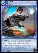 Shun (card)