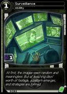 Surveillance (card)