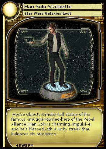 Han Solo Statuette