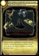 The Shadow Syndicate Choose A Loot (card)