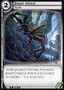 Beast Attack (card)