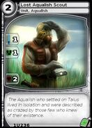 Lost Aqualish Scout (card)