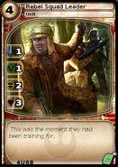 Rebel Squad Leader (card)