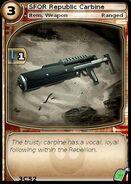 SFOR Republic Carbine (card)