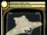 Wampa-Skin Rug