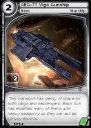 AEG-77 Vigo Gunship (card)