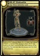 HK-47 Statuette (card)