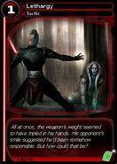 Lethargy (card)