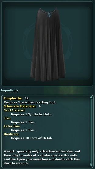Fashionably Pleated Skirt