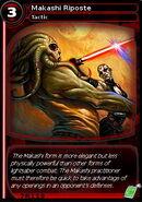Makashi Riposte (card)