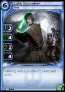 Luke Skywalker Premium (card)