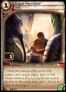 Rebel Recruiter (card)