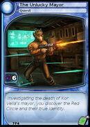The Unlucky Mayor (card)