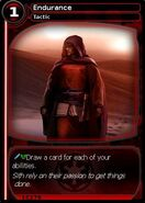 Endurance (card)