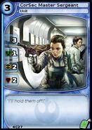 CorSec Master Sergeant (card)