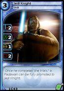 Jedi Knight (card)