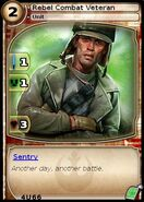 Rebel Combat Veteran (card)