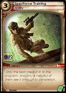 SpecForce Training (card)