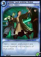 Elder Jedi Arbiter Robe (card)