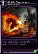 IG-88's Flamethrower (card)
