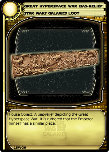 Great Hyperspace War Bas-Relief (card)