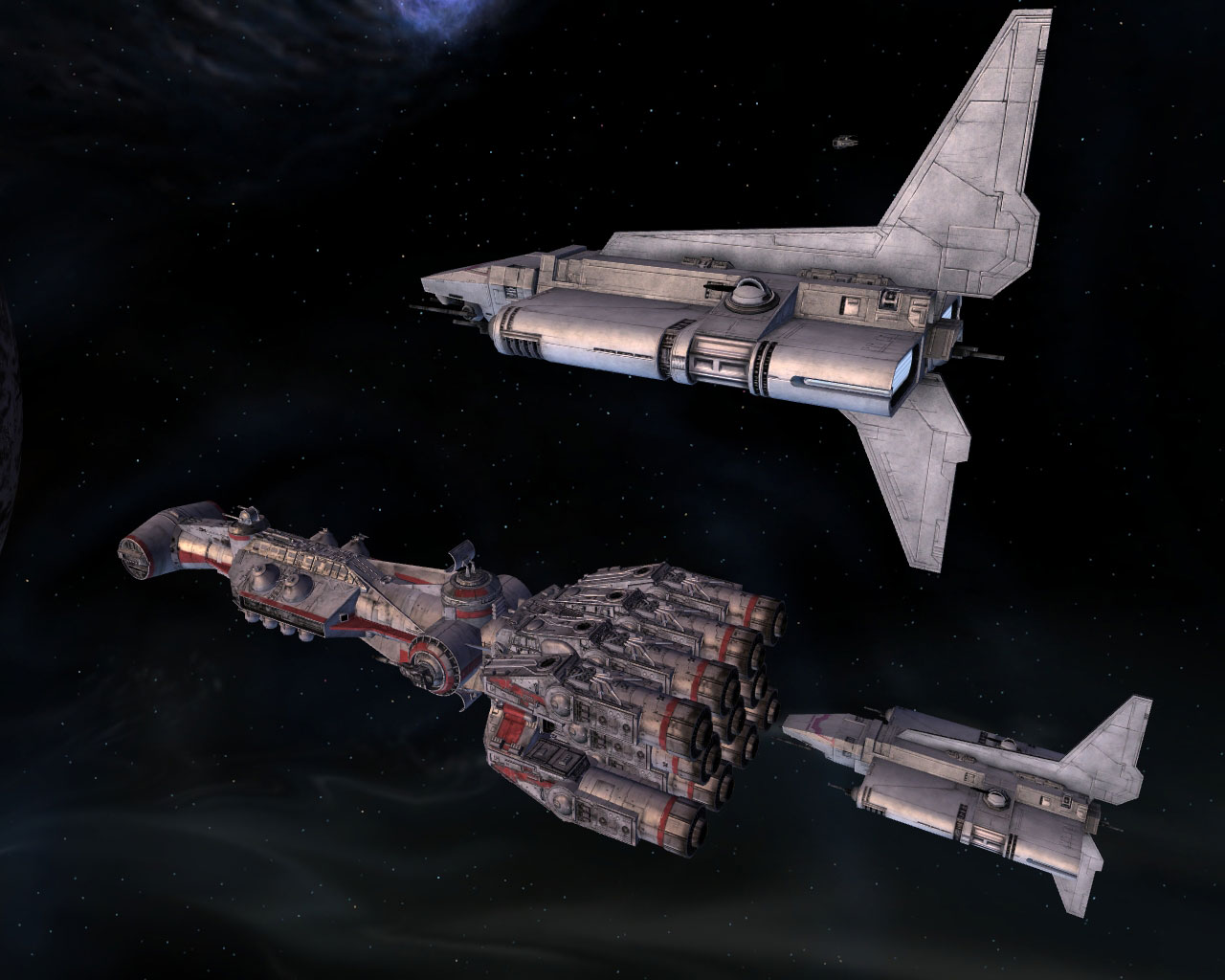 Corellian Corvette (space)