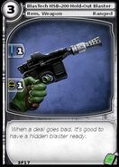 BlasTech HSB-200 Hold-Out Blaster (card)