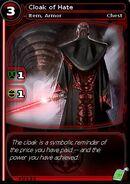 Cloak of Hate (card)