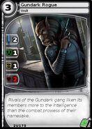 Gundark Rogue (card)