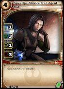 SpecOps Alliance Free Agent (card)