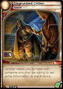 Disgruntled Citizen (card)