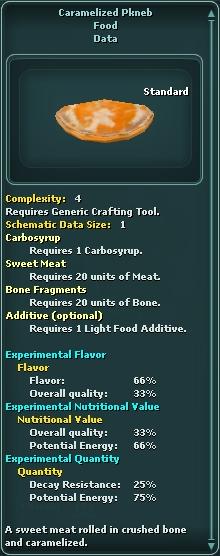 Caramelized Pkneb