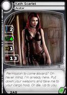 Kath Scarlet (Avatar Dark) (card)