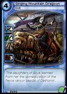 Singing Mountain Dragoon (card)