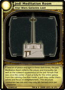 Jedi Meditation Room (card)