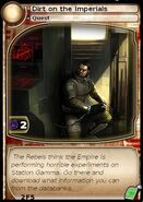 Dirt on the Imperials (card)
