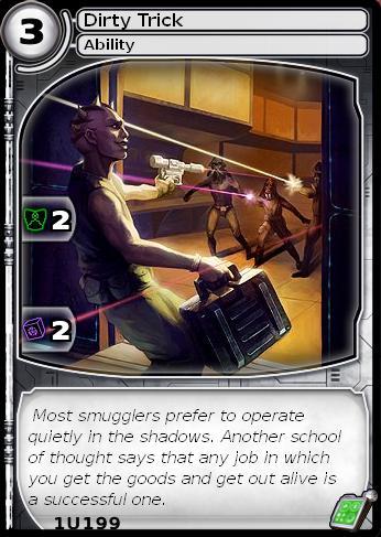 Dirty Trick (card)